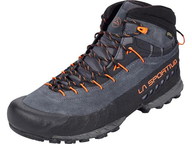 bd15cc659468c La Sportiva TX4 GTX Mid - Chaussures Homme - gris sur CAMPZ !
